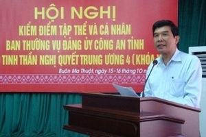 Đắk Lắk họp bất thường, bầu Chủ tịch UBND tỉnh