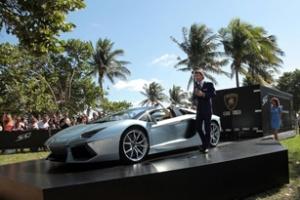 """Lamborghini Aventador Roadster """"cháy hàng"""""""