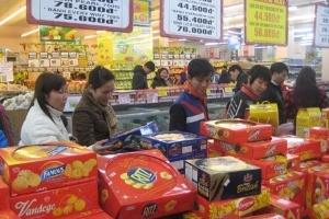 Thị trường Tết Quý Tỵ 2013: Sức mua tăng 10% - 15%