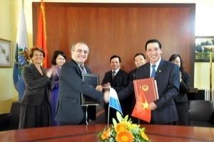 Việt Nam - San Marino ký Hiệp định tránh đánh thuế 2 lần