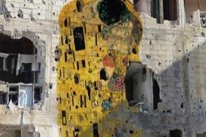 Nghệ thuật trên tàn tích của chiến tranh
