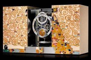 Đồng hồ Jaeger-LeCoultre Atmos Marqueterie
