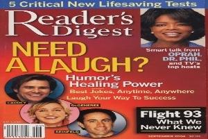 Reader's Digest phá sản