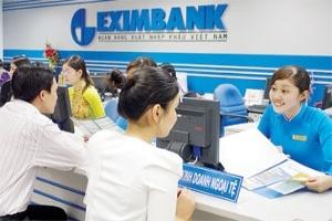 2 tháng, Eximbank ước đạt 260 tỷ đồng lợi nhuận