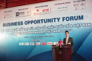 Cơ hội kinh doanh mở cho doanh nghiệp trong năm 2013