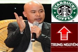 Nestle nhìn nhận 'cuộc chiến' Trung Nguyên-Starbucks