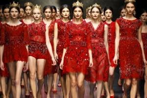 Dolce & Gabbana Thu/Đông 2013