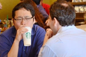 Khi Starbucks tăng tốc