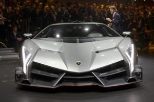 Dàn xe siêu sang tại Geneva Motor Show 2013