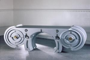Thiết kế nội thất kỳ lạ của Roberto Fallani