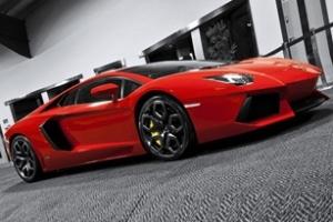 """Kahn """"thay áo"""" cho Lamborghini Aventador"""