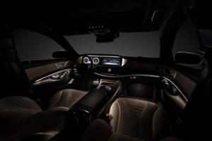 Bên trong Mercedes-Benz S-Class thế hệ mới
