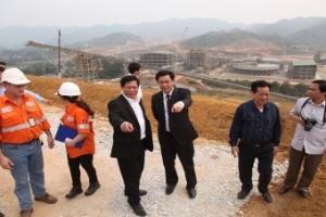 Thái Nguyên: Đẩy nhanh tiến độ các dự án trọng điểm