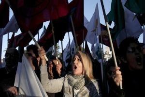 Hy Lạp lo lắng cho cuộc khủng hoảng tại Cyprus