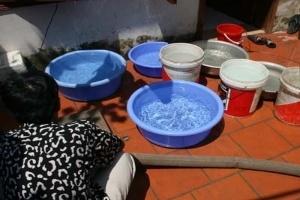 Vỡ đường ống cấp nước sạch sông Đà cho Hà Nội
