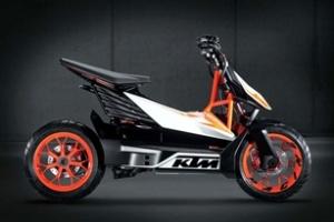 KTM E-Speed: Hội tụ công nghệ khác biệt