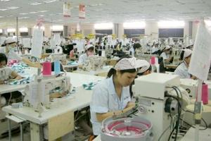 Cà Mau: Giá trị sản xuất công nghiệp tháng 3/2013 tăng 13,47%