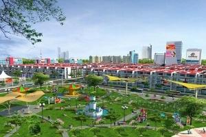 Dự án BenCat Center City mở bán vào 6/4