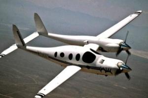 Vận tải cơ Rutan 202 Boomerang