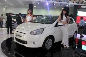 Xe nhỏ giá rẻ của Mitsubishi dính triệu hồi