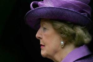 Cựu Thủ tướng Anh Margaret Thatcher qua đời