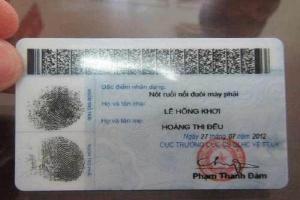 Thủ tướng đồng ý bỏ ghi tên cha mẹ trên CMND