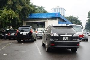 Giảm phí trước bạ ô tô: Xe cũ tăng giá, đắt hàng