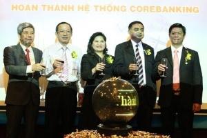 SCB sáp nhập 3 hệ thống ngân hàng lõi