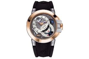 Đồng hồ Harry Winston Ocean Excenter Alarm