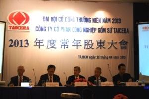 TCR không công bố kế hoạch lợi nhuận cụ thể