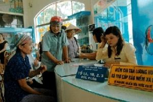 Chuẩn hóa dịch vụ chi trả lương hưu và trợ cấp BHXH qua bưu điện