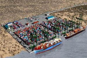 Cảng Vân Phong chưa được như kỳ vọng