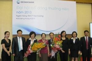ĐHĐCĐ OceanBank: Ông Nguyễn Chí Hiếu làm thành viên HĐQT độc lập