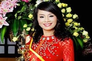 Bắt hoa hậu quý bà Trương Thị Tuyết Nga