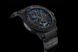 Bộ sưu tập đồng hồ Ulysse Nardin Biển Đen