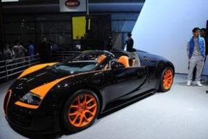 Thiếu gia Trung Quốc mua Bugatti 6,5 triệu USD