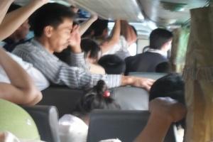 Vật vã trên những chuyến xe