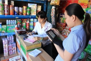 Doanh nghiệp đầu tư mạnh hệ thống phân phối