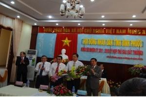 Thủ tướng phê chuẩn việc bầu Chủ tịch Bình Phước