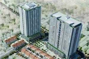 Hà Nội: Mở bán dự án giá 14,7 triệu đồng/m2