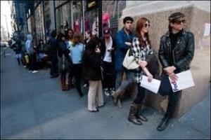 Tỷ lệ thất nghiệp tại Mỹ giảm mạnh