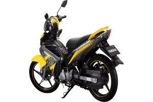 Yamaha Việt Nam bất ngờ ra mắt Exciter 2013