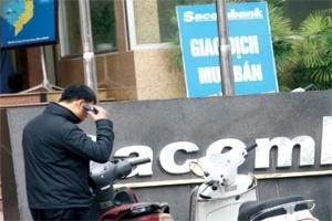 Sacombank chưa bán cổ phiếu STB của nguyên Chủ tịch HĐQT