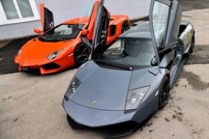 350 chiếc Lamborghini mừng sinh nhật nửa thế kỷ