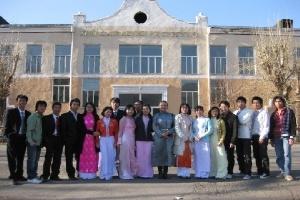 Tuyển sinh đi học tại Mông Cổ năm 2013
