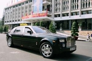 Những chiếc Rolls-Royce nổi tiếng ở Việt Nam