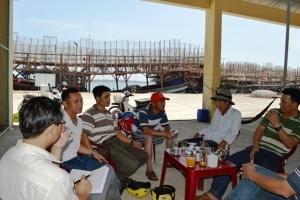 Quảng Nam: Tàu to thắng lớn