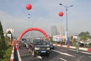 Thu phí giao thông qua cầu Rạch Chiếc kể từ ngày 1/6
