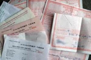 Sử dụng hóa đơn để thanh lý tài sản