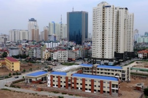 """Thị trường bất động sản: Hồ hởi đón """"tiền tươi thóc thật"""""""